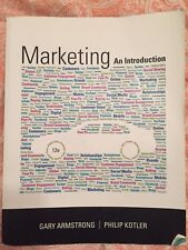 Marketing : An Introduction by Gary Armstrong and Philip Kotler (2014,...
