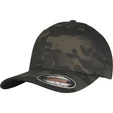Flexfit Flexfit Multicam® Cap Tarn Camo Kappe Yupoong US Camouflage Unisex NEU