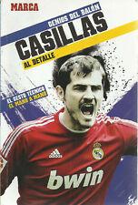 Genios del Balón Nº 12.Iker Casillas al Detalle.Marca.2012.