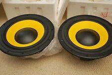 HiVi F10 Audiophile grade 10 inch Woofer Sub-Woofer component driver DIY