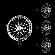 4x 16 Zoll Alufelgen für Renault Laguna, Coupe, Grandtour, La.. uvm. (B-5505414)