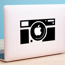 "POLAROID CAMERA Apple MacBook Decal Sticker fits 11"" 12"" 13"" 15"" and 17"" models"