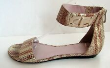 Vince Camuto Gold and Bronze Sandals Size 38 (US 7.5)