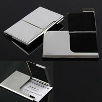 Credit Card Holder Wallet Hot Business Card Holder Stainless Steel Card 2019