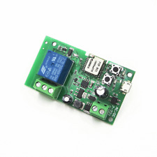 5V-32V Self-locking Sonoff WiFi Wireless Smart Switch Home Relais Module