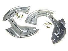 1994-04 Ford Mustang Front Brake Rotor Dust Shield Kit FREE SHIPPING!