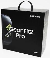 Samsung Gear Fit2 Pro - Schwarz / Black - Größe L/Large - SM-R365 - Neu & OVP