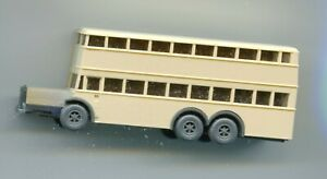 Double deck bus     by WIKING    N Gauge