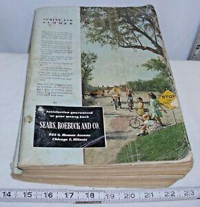 SEARS, ROEBUCK 1948 SPRING & SUMMER CATALOG ORIGINAL