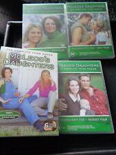 MCLEOD'S DAUGHTERS THE COMPLETE THIRD SERIES 6 DVD SET AUSTRALIAN DRAMA