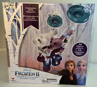 Disney Frozenll Marble Frenzy Game Customize With Stickers New For Ages 5+