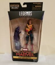 HASBRO MARVEL LEGENDS B.A.F KREE SENTRY SERIES CAPTAIN MARVEL W/SENTRY LEFT ARM