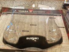 OEM Suzuki Touring Windscreen Part# 48400-31810 14-16 DL1000