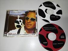 DJ POCHOLO QUE DIOS SALVE A LAS VACAS Y A TO2 NOSOTROS 2 X CD HOUSE TECHNO 2003