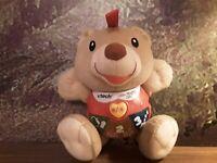 VTECH Little Singing Alfie Educational Musical Comforter Soft Toy