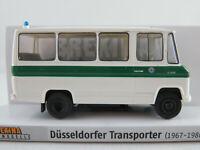"Brekina 36706 Mercedes-Benz O 309 Bus (1967) ""Polizei Bayern"" 1:87/H0 NEU/OVP"