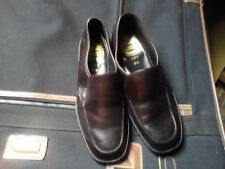 LEATHER LOAFERS MADE IN ENGLAND SIZE 8.5