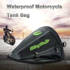 Motorcycle Tank Bag Helmet Tail Waterproof Luggage Riding Tribe Travel Storage