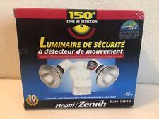 Heath / Zenith (SL-5411-WH-A) 150 Degree Detection Motion Sensor Security Light