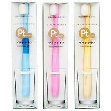 Nano Platinum Toothbrush with 20,000 bristles!