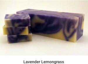Handmade Soap *Lavender Lemongrass* Homemade Soap