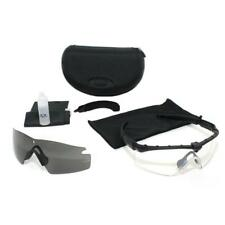 ddd6b4d7859 Oakley SI M Frame 2.0 Ballistic Shooting Sunglasses MCPES Class1 Gray+Clear  lens