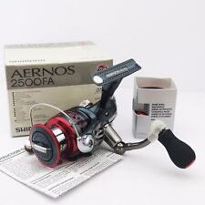 SHIMANO AERNOS 2500 FA Reel 2500FA FREE SPOOL FREE FEDEX PRIORITY 2DAYS TO USA