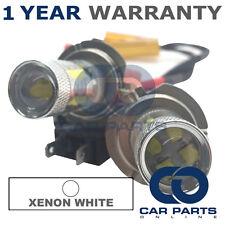 2X CANBUS WHITE H7 80W CREE LED DIP BEAM BULBS FOR AUDI A1 A2 A3 A4 A5 A6 TT Q3