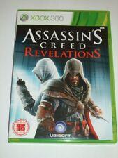 "Assassins Creed Revelations  Xbox 360  ""FREE UK  P&P"""