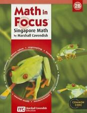 Math in Focus: Singapore Math: Student Edition Grade 2 Book B 2013