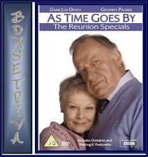AS TIME GOES BY - THE REUNION SPECIALS - LATEST RELEASE *BRAND NEW DVD **