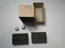 ANTIQUE VINTAGE BICYCLE VELOCIPEDE PEDALS & BOX HIGH WHEELER BICYCLE