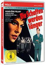 Die Schatten werden länger * DVD Packender Film mit Hansjörg Felmy Pidax Neu