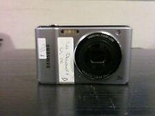 Samsung ES90 14.2 MP Digital Camera -Silver (EC-ES90ZZDDBZA) FOR PARTS OR REPAIR