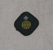 Scout  – Sports / Sportsman Proficiency badge – 1980's - Green