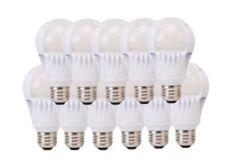 12 Pack 60 Watt Equivalent Daylight White High 5000K LED Light Bulb Lamp New