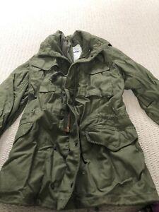 Australian army M65 Field Jacket Small