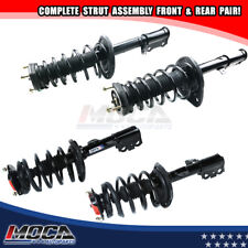 Complete Set of 4 Struts Assembly & Spring Kit Fits 2007- 2011 Toyota Camry