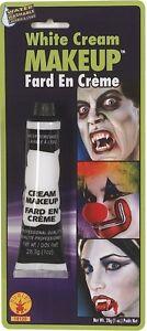 Cream Tube Makeup Face Paint Fancy Dress Halloween Costume Accessory 5 COLORS