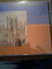The King's School, Ely-How Shall I Sing DOUBLE CD