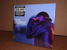 Vasco Rossi - Live Kom 011 The complete Edition 2 CD DVD Capitol
