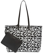 DKNY Brayden 2 in 1 Signature Reversible Large Tote