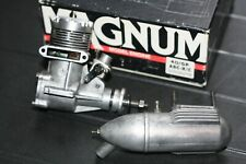 ##  MAGNUM GP40 TWO STROKE MODEL R/C GLOW ENGINE/AIRCRAFT #