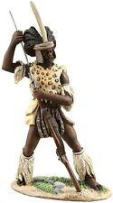 BRITAIN SOLDIERS ZULU uThulwana REG LOADING FLINTLOCK No1 WB20111 METAL,MILITARY
