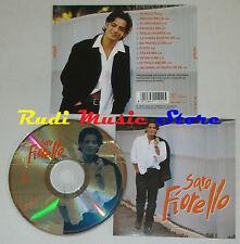 CD SARO FIORELLO 1996 italy RTI MUSIC 1122 -2 mc lp dvd vhs