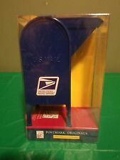 USPS POSTAL VINTAGE DROPBOX SNORKEL LICENSED TOY REPLICA COIN BANK