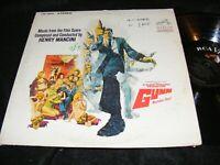 PETER GUNN Movie Soundtrack GUNN Number One Henry Mancini Soundtrack LP Stereo
