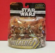 Star Wars Unleashed Felucia Aayla Secura's 327th Star Corps Figures Toys Hasbro