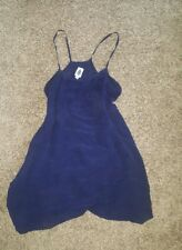 Anthropologie Size Medium Blue Nightgown Pajamas