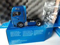"MAN TGX GX 18.640  ""The new MAN TGX"" Zugmaschine BLAU  Conrad 1:50  Art: 80000/1"